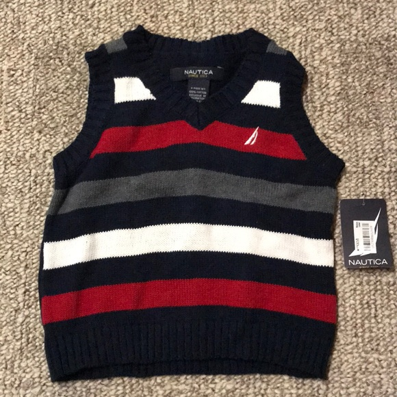 Nautica Other - Sweater vest6-12 months